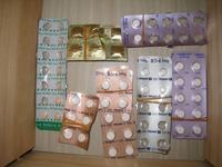 睡眠薬コレクション