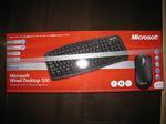手頃なキーボードとマウスのセット